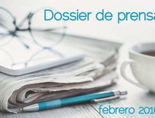 Dossier de prensa [febrero 2016]
